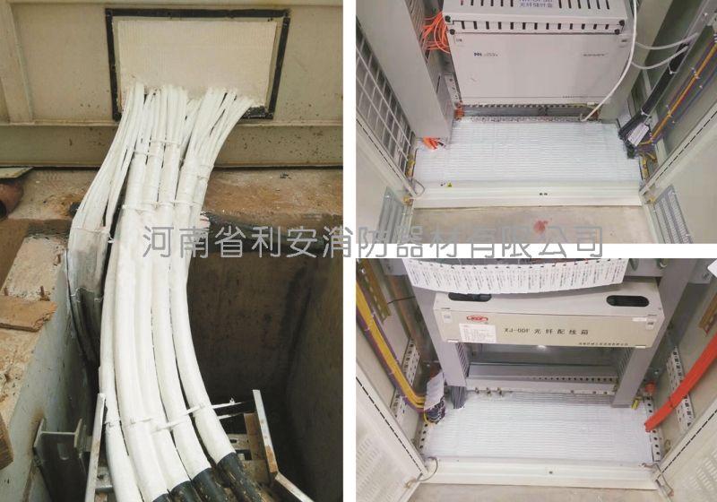 万博亚洲官方手机下载封堵板材施工现场